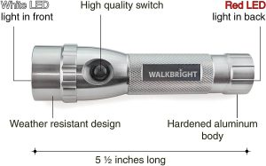 Walkbright Dog Walking Flashlight
